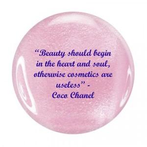 cosmetică pentru suflet